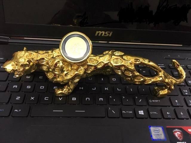 90k - Giá đỡ hít nam châm điện thoại hình con hổ vàng size lớn cực đẹp giá sỉ và lẻ rẻ nhất