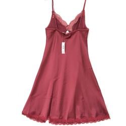 Váy ngủ lụa chính hãng Victoria Secret