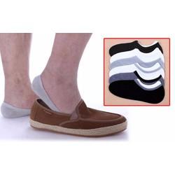 Combo 5 vớ đi giày lười nam - 5 đôi vớ tất dành cho nam nữ - vohainam