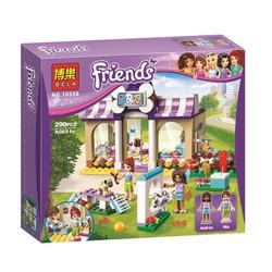 Lego Friends mô hình trung tâm thú nuôi cún cưng