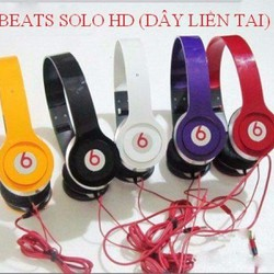 Headphone beat solo dây liền