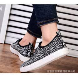 Giày sneaker thể thao nam êm nhẹ thoáng khí - Giày sneaker nam