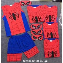 Bô spider Man