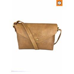 Túi xách dây chéo nữ da cao cấp thời trang Evest