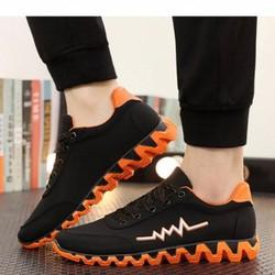 Giày thể thao nam kiểu dáng thời trang 2017 - Giày sneaker nam