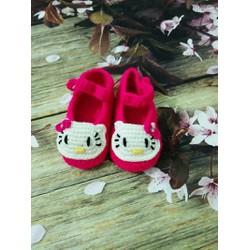 giày kitty hồng