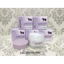 Kem Dưỡng Da Mỡ Cừu Careline Lanolin Cream