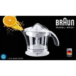 Máy vắt cam Braun chính hãng
