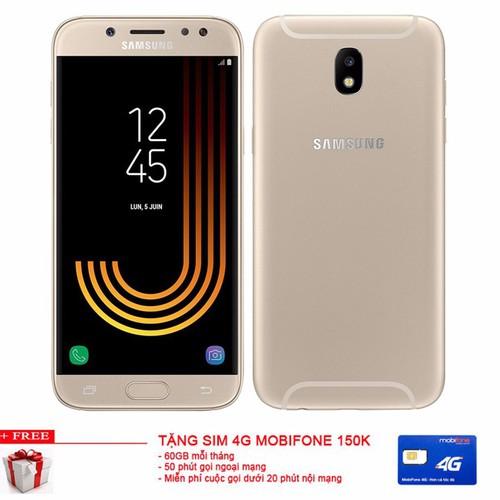 Điện thoại Samsung Galaxy J3 Pro 2017 || Tặng 1 SIM 4G trị giá 150K
