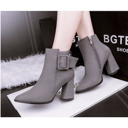 Giày Boot nữ thời trang B093B