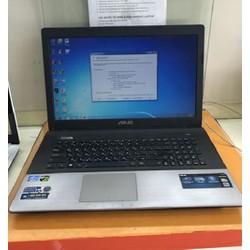Máy Asus K75VJ- Core i7-3630QM , 4GB RAM, 1TB HDD, VGA GT 635M, 17.3
