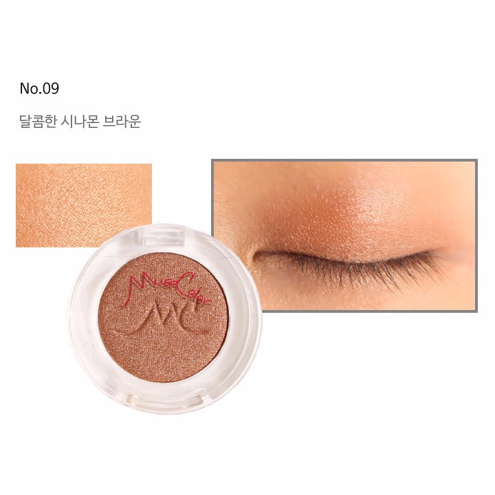 Phấn mắt Muse Color RedLabel Single Eye Shadow 11