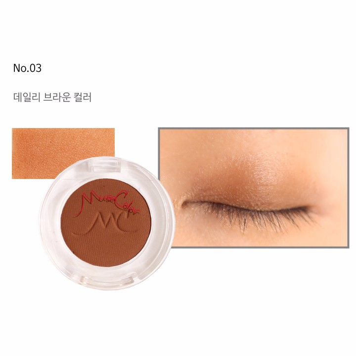 Phấn mắt Muse Color RedLabel Single Eye Shadow 5