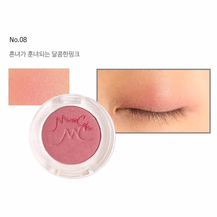 Phấn mắt Muse Color RedLabel Single Eye Shadow 10