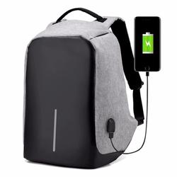 Balo laptop toàn năng chống trộm chống nước cao cấp màu Xám