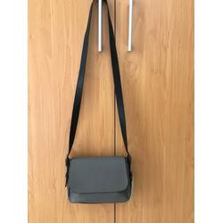 Túi đeo vai nữ da mềm thương hiệu G.H Bass hàng xách tay của Mỹ