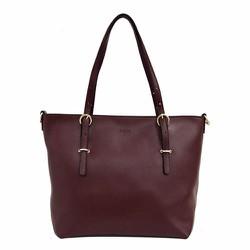 Túi xách thương hiệu Nhật Bản - BARCOS A4 tote bag dark brown