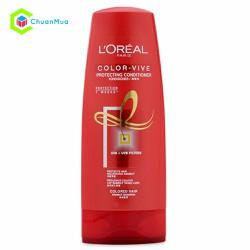 Dầu xả giữ màu cho tóc nhuộm Loreal Color Vive 325ml - MPA106-M0299