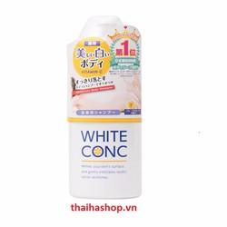 Sữa Tắm Trắng Da White Con C Nhật Bản 360ml