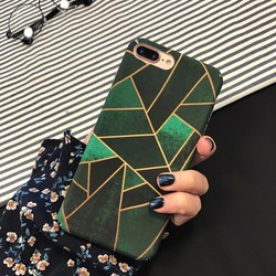 Ốp lưng Thiết kế gân lá cảm hứng phong cách Châu Âu độc đáo iPhone 4.7