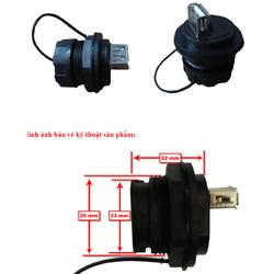 Đầu USB chuyển đổi chống nước
