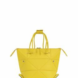 Túi xách thương hiệu Nhật Bản - Hanaa-fu Aries large yellow