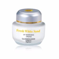 Kem dưỡng trắng da Fresh White Sand Uv Whitening Cream