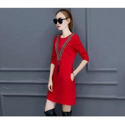 Đầm nữ thời trang, kiểu dáng nữ tính, phong cách xinh xắn-11649720