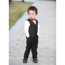 áo vest cho bé trai