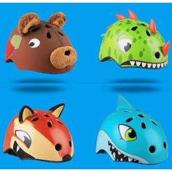 mũ bảo hiểm siêu nhẹ này cho các con