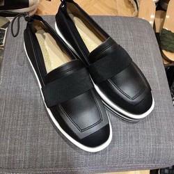 giày nữ chất da không thấm nước