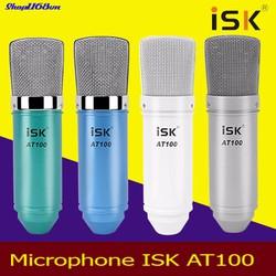 Micro hát karaoke trên máy tính – ISK AT100