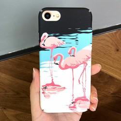 Ốp lưng Flamingo Hàn Quốc độc đáo cho iPhone 6 6s 7 4.7 inch case