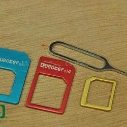 Adapter Sim : micro Sim, nano Sim , que chọt Sim