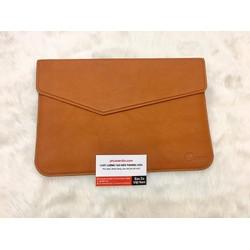 Bao da Macbook 2A-Leather 11 và 12 inch