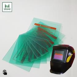 10 miếng bảo vệ mắt kính mũ hàn điện tử