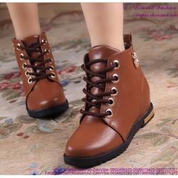 Giày da oxford thu đông mẫu mới phong cách sành điệu