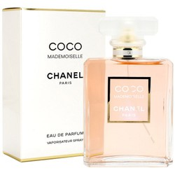 Nước hoa Chanel Coco Madermoiselle EDP 100ml  - Bill mua Pháp