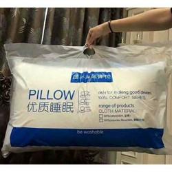 2 gối Pillow cao cấp giá sỉ