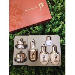 Set dưỡng da mini WHOO Tái sinh - Hyun Special Gift Set 6 sản phẩm