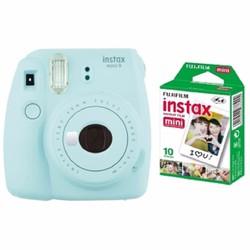 Máy chụp ảnh lấy NGAY FUJI INSTAX MINI 9 ICE BLUE