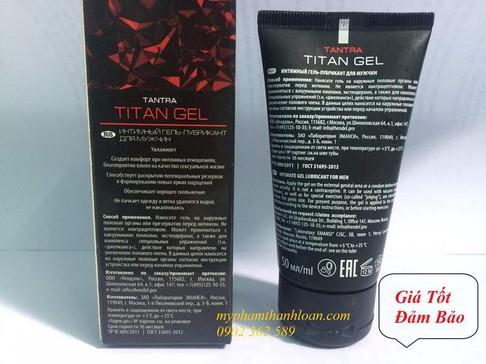 gel titan nga chính hãng nga gttch 001 sendo vn