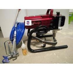 Máy phun sơn Cimex X390, phun sơn nước,sơn epoxy giá rẻ