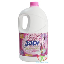 Giặt xả Japi 2000ml Hồng