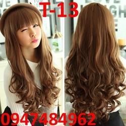 tóc giả nữ hàn quốc đẹp T13