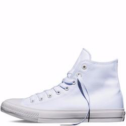 giầy converse chuck 2 trắng cao nam nữ