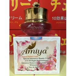 Kem Amiya thảo dược Nhật Bản trị mụn