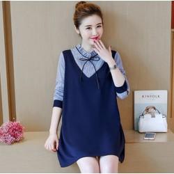 Đầm bầu kiểu Hàn Quốc - giá 380k -D78190