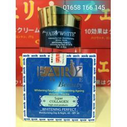 Kem Fairy Collagen Nhật Bản siêu trắng da