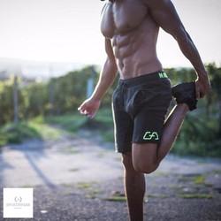 Quần shorts tập gym thể thao GA